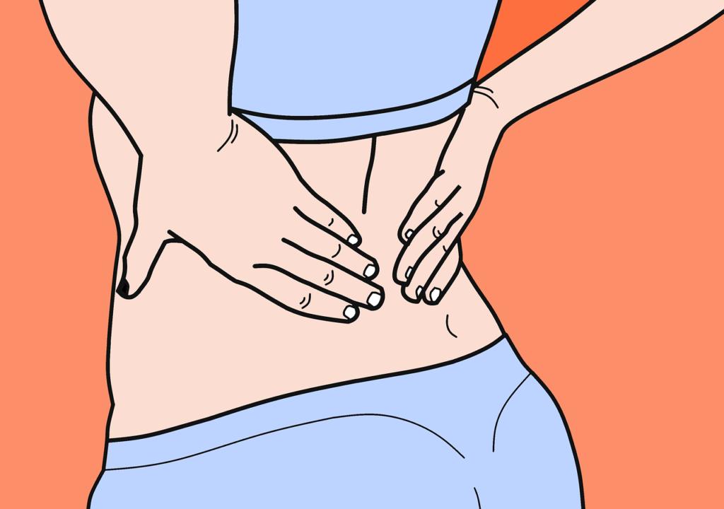 Asma dolor de espalda