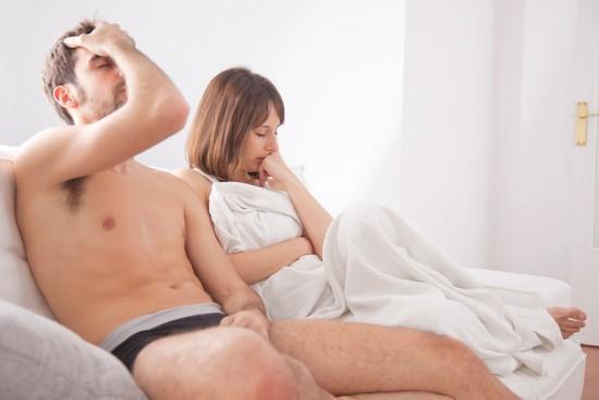 próstata que afecta la eyaculación precoz